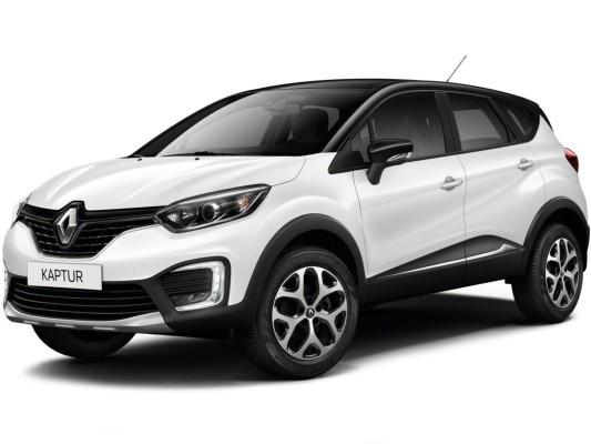 Аренда Renault Kaptur в Калининграде